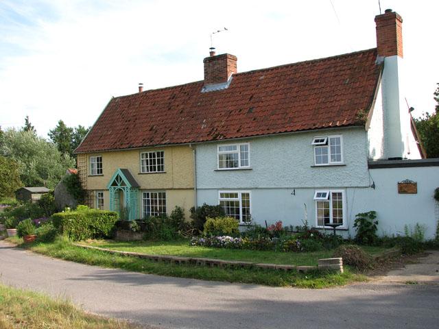 Cottages at Cookley Corner