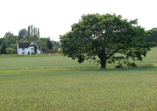 Church Farm, Cookley