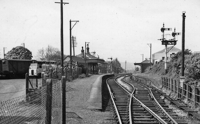 Brynmenyn Station