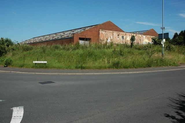Former industrial buildings, Bidford-on-Avon