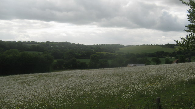 View from Yockletts Banks