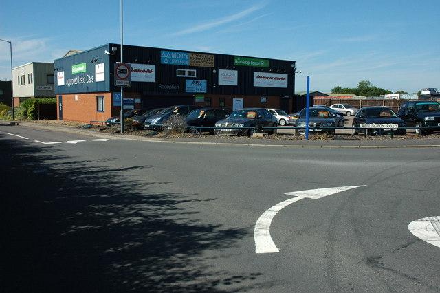 Car sales business, Bidford-on-Avon