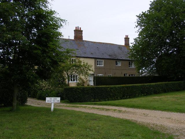 Walnut Tree Farm, Stubbs Green