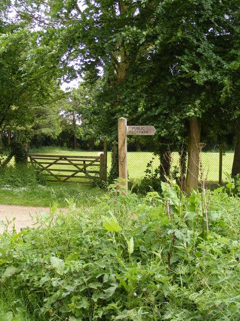 Near Stubbs Farm, Stubbs Green