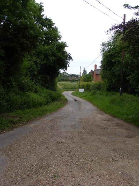 Road to Loddon, Stubbs Green