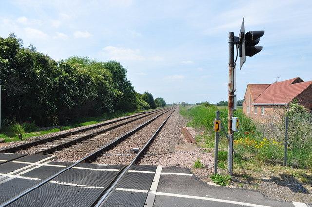 Line to Peterborough