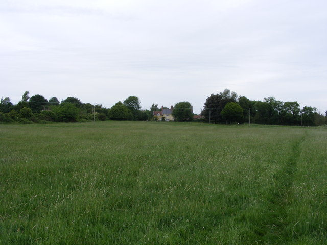 Stubbs Green, northern end