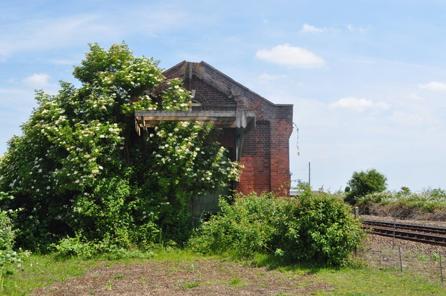 Three Horse Shoes Goods Shed