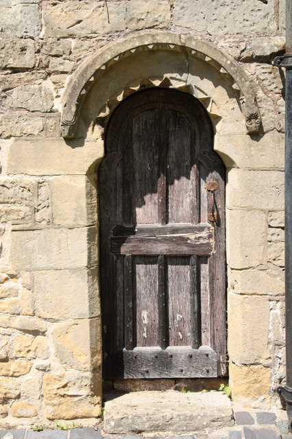 Priest's doorway