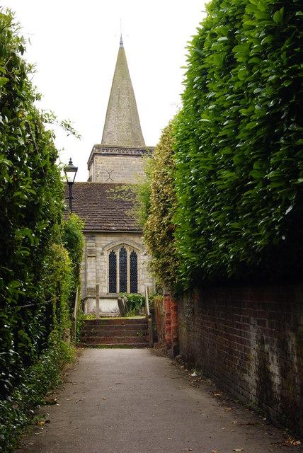 St.Peter & St.Paul, Lingfield, Surrey