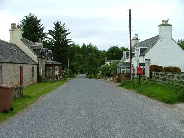 Houses at Insh