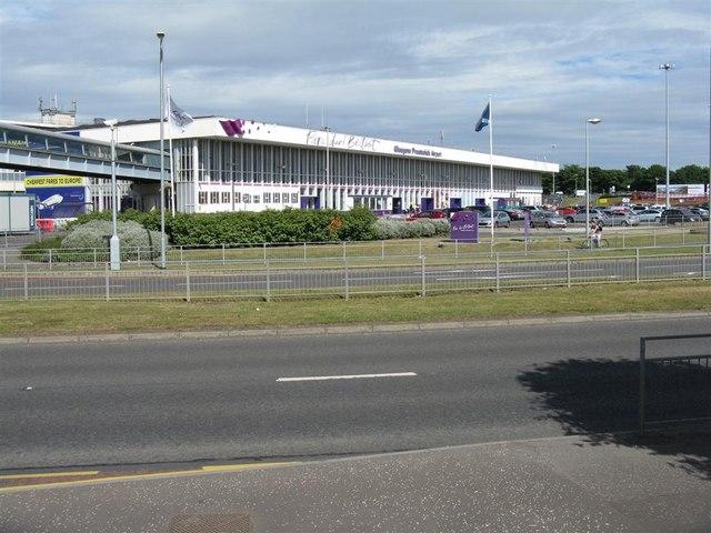 Glasgow Prestwick International Airport