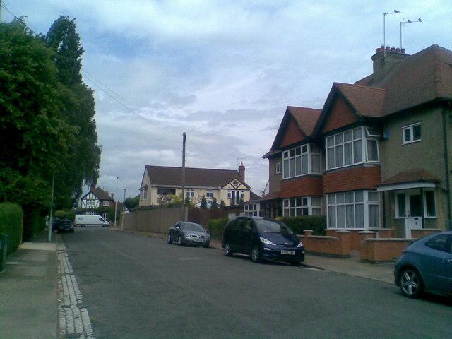 Holmfield Way