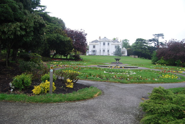 Norwood Grove Mansion and Gardens