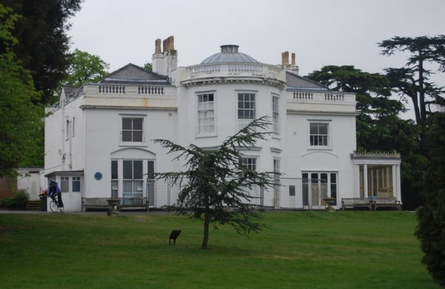 "The ""White House"", Norwood Grove"