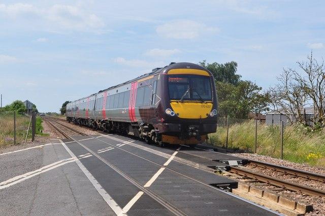 Train at Turves