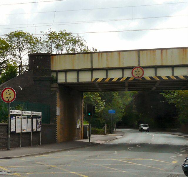 Gatley  Road