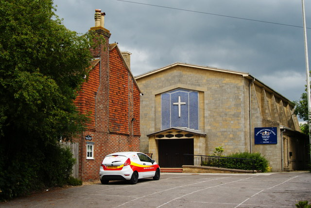 St.Bernard's Catholic Church, Lingfield, Surrey