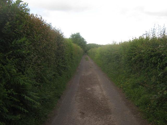 Stoneleigh House Lane