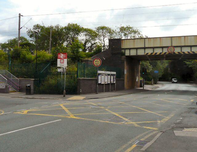 Box Junction at Gatley