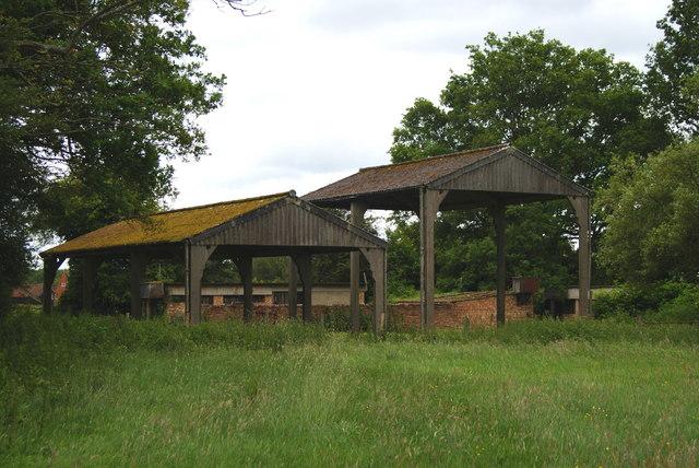 Barns at Meadhurst Farm, Newchapel, Surrey
