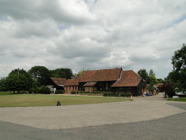 Manor Farm, Beck's Green
