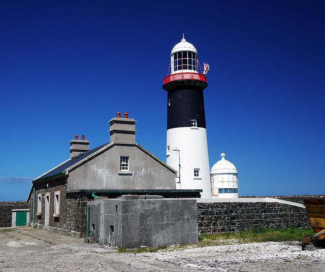 Lighthouse Natural Stone : Rathlin east lighthouse rossographer cc by sa