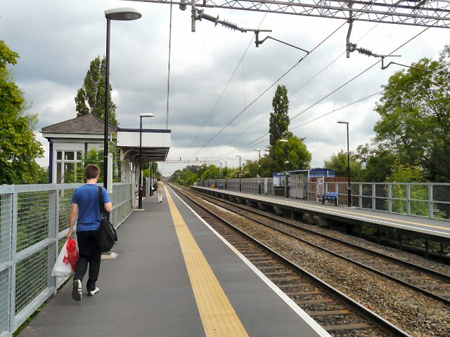 Gatley Station