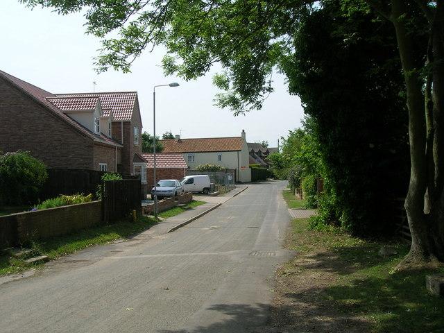 Station Road, Keyingham