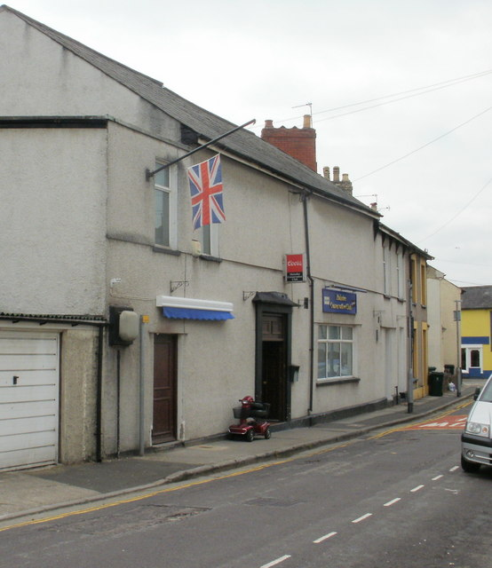 Maindee Conservative Club, Newport