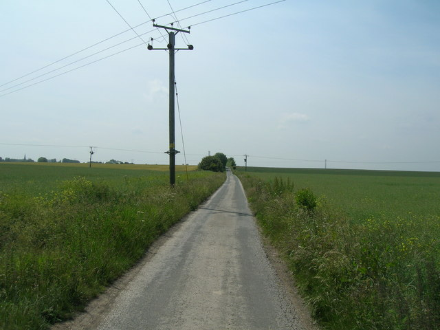 Fields Close Road