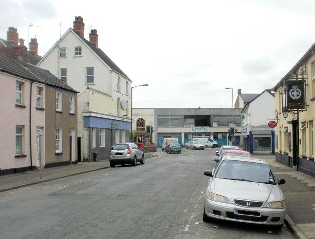 Somerfield, Maindee, Newport