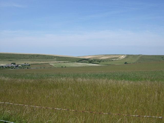 View towards Wick Bottom