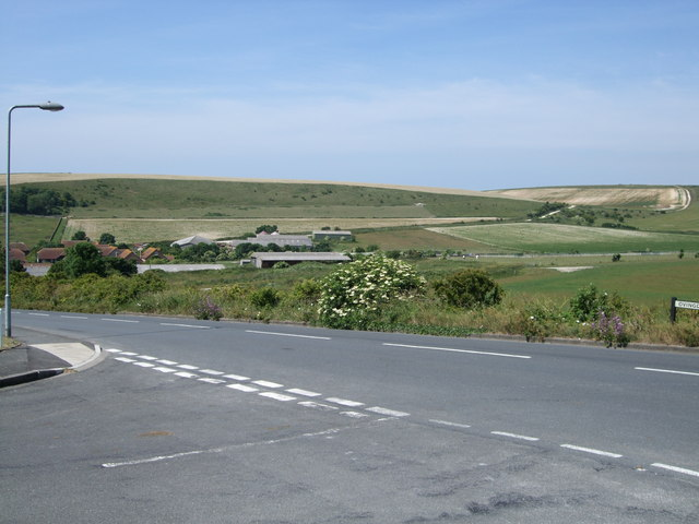View from Ovingdean Road