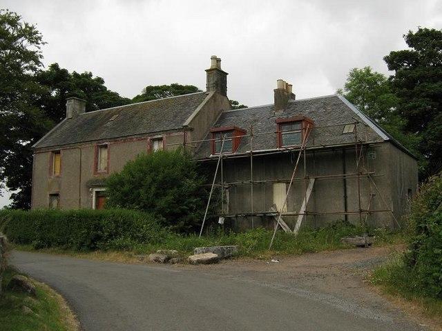 Lochgreen Farmhouse (derelict)