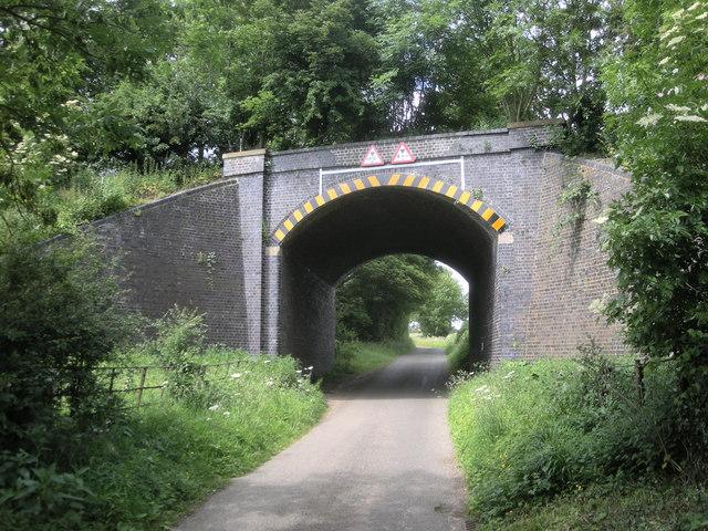 Dodford Railway Bridge