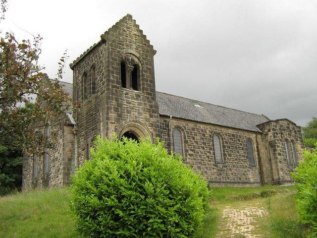 High Bonnybridge Baptist Church (unoccupied)