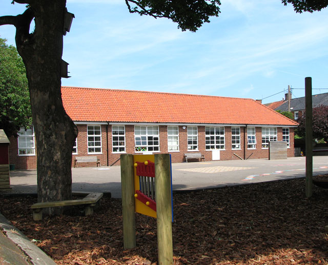 Southwold Primary school in Cumberland Road