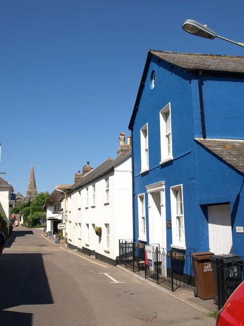 Higher Town, Malborough
