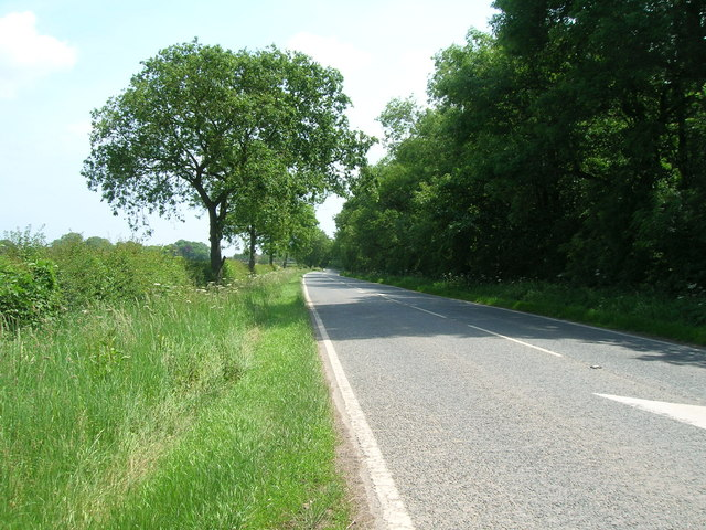 A1033 towards Patrington