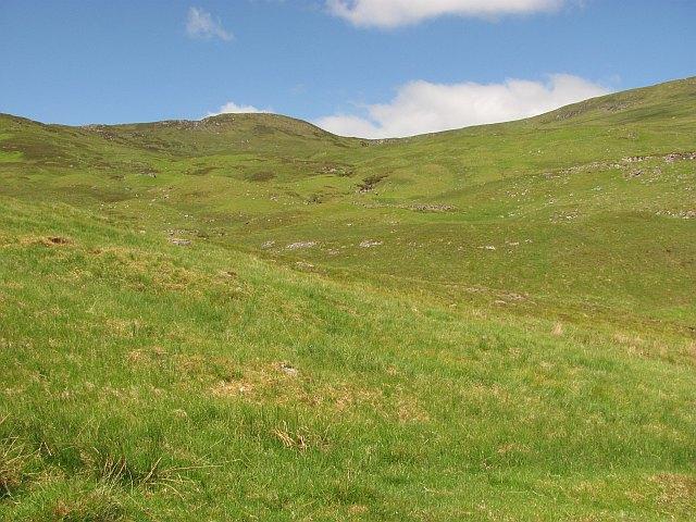 Grassland, Allt na Glas Bheinne