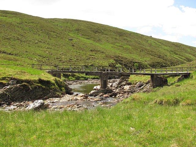 Bridge, Glen Roy