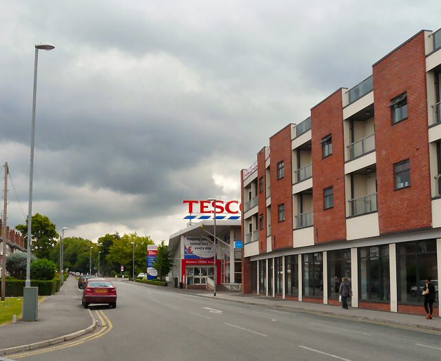 Tesco at Burnage