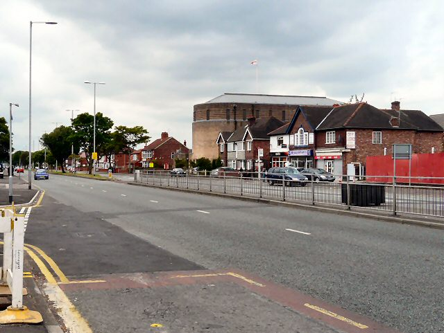 Kingsway at Burnage