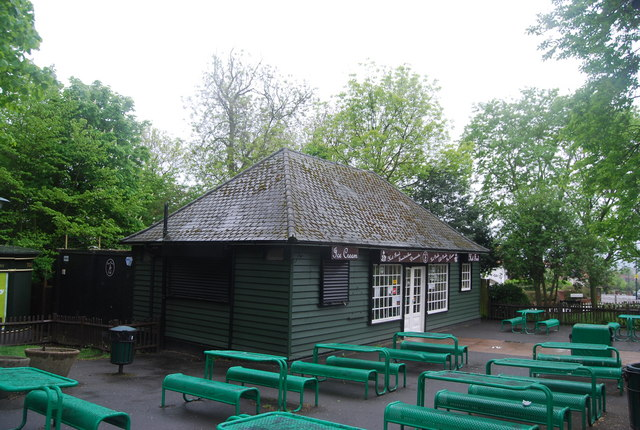 The Cafe, Streatham Common