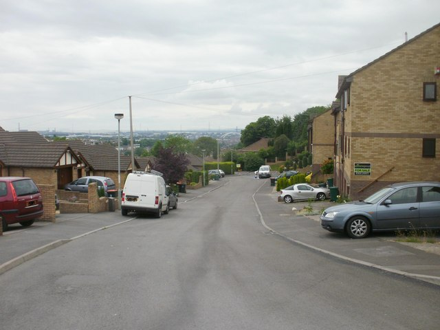 Cotswold Close, Newport