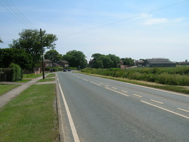 Station Road,  Patrington