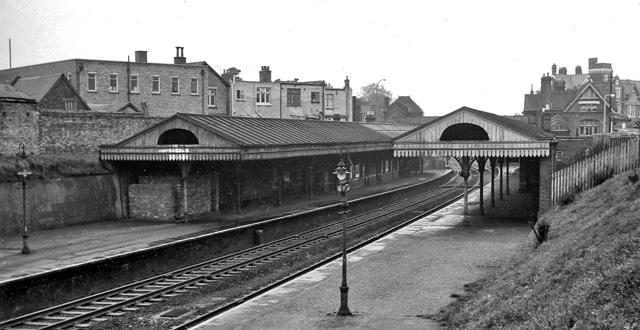 Branksome Station