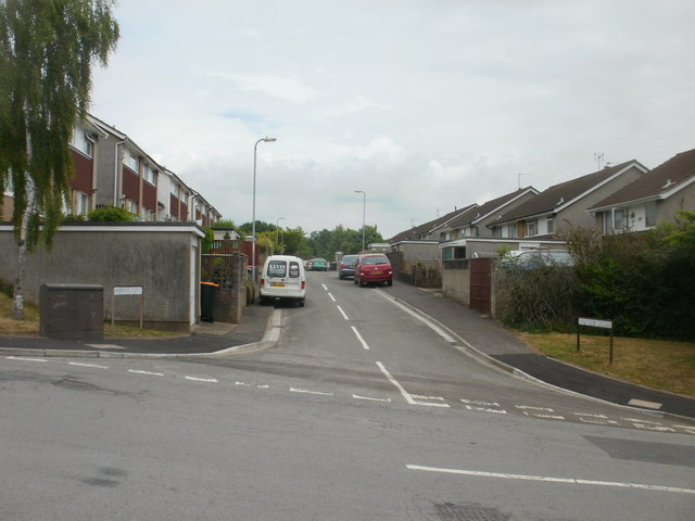 Mendip Close, Newport