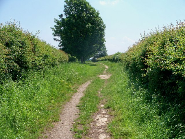 Footpath to Bould [1]